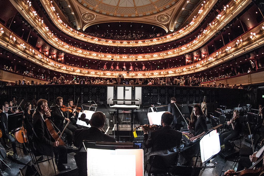 Poster: The Royal Opera House LIVE