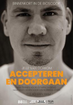 Jelle van Gorkom: accepteren en doorgaan